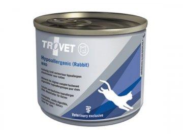 Trovet RRD Hypoallergenic Rabbit konzerva 200g kočka