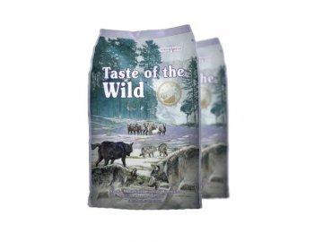 Taste of the Wild Sierra Mountain Duo Pack 2x13kg