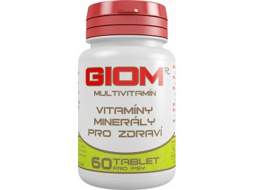 Giom era multivitamin 60tbl