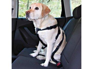 postroj do auta pro velké psy
