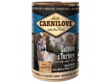carnilove salmon turkey