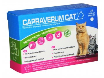 Capraverum Cat probioticum prebioticum