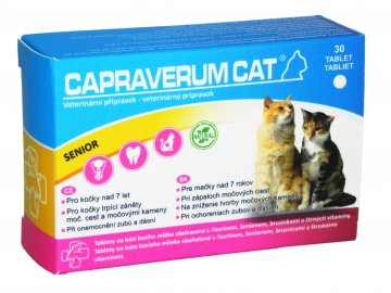 Capraverum Cat senior