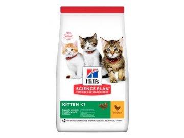 hill s fel dry kitten chicken 3kg