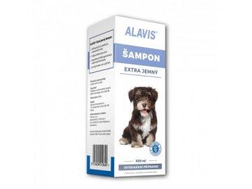 alavis extra jemny sampon