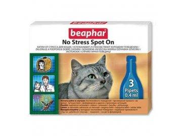 Beaphar No Stress Spot On pro kočky 1,2 ml