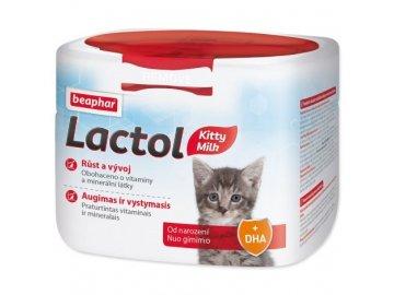 Beaphar mléko sušené Lactol Kitty 500g