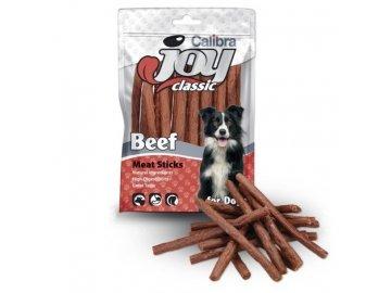 Calibra Joy Beef Sticks 80g