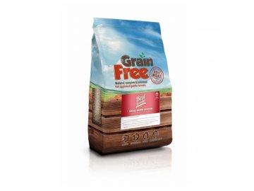 best breeder grain free small breed chicken sweet potato herb