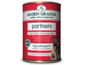 Arden Grange Canned Dog Chicken konzerva 395g