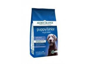 Arden Grange Dog Puppy/Junior Large Breed 2kg