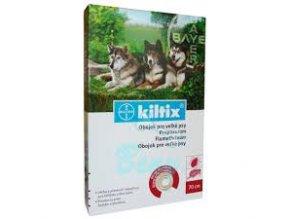 KILTIX antiparazitní obojek 70 cm