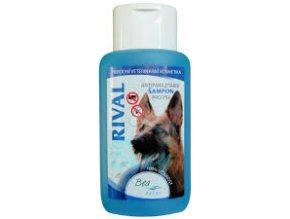 Šampon Bea Rival antiparazitární 310ml pes