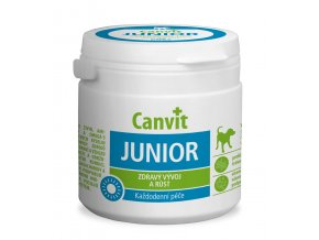 Canvit Junior 230g (230 tbl)