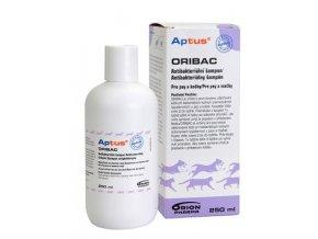 Aptus Oribac antibakteriální šampon pro psy a kočky 250ml