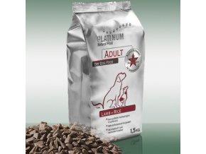 Platinum Natural Adult Lamb & Rice 5kg