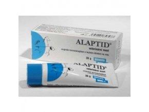 Alaptid veterinární mast 20g