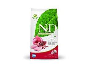 N&D Grain Free DOG Adult Chicken & Pomegranate 2,5kg