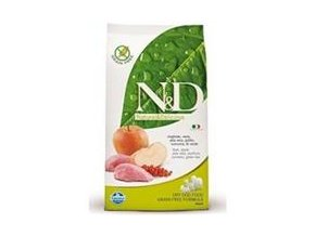 N&D Grain Free DOG Adult Maxi Boar & Apple 12kg