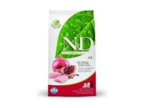 N&D Grain Free DOG Puppy Maxi Chicken & Pomegranate 12kg