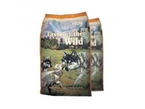 Taste of the Wild High Praire Puppy Duo Pack 2x13kg