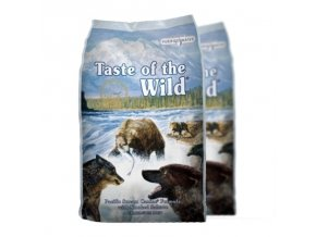 Taste of the Wild Pacific Stream Duo Pack 2x13kg