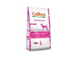 Calibra Dog Grain Free Junior Small Breed / Duck & Potato 7kg