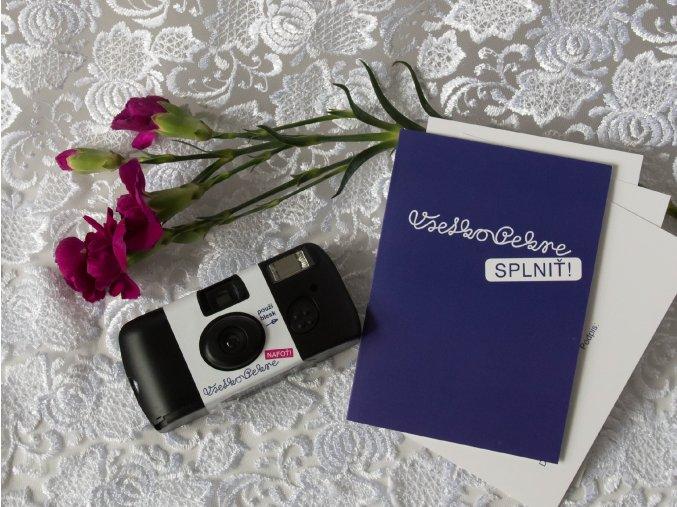 úlohy pre nevestu a fotoaparát