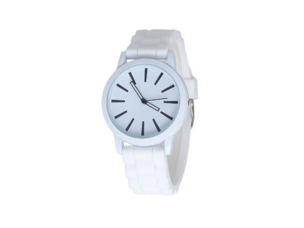Dámské hodinky ELEGANCE - Bílé - vsevakci.cz - Poštovné zdarma na ... bd389221a98