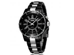 Pánské hodinky OHSEN - Led-light BLACK