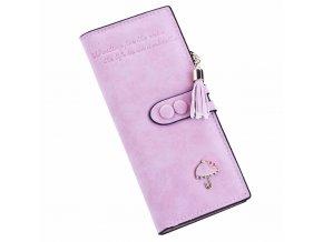 Dámská peněženka UMBRELLA - světle růžová