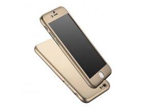 Kryt 360° FULL BODY - iPhone 6/6s - Gold