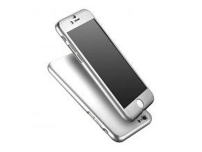 Kryt 360° FULL BODY - iPhone 6/6s - Silver