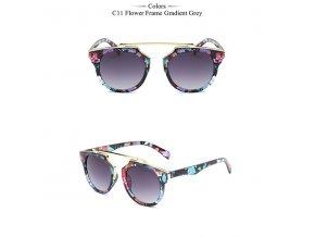 Sluneční brýle FEMININO - flower