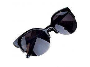 Sluneční brýle FRAME - černé