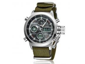 Pánské hodinky Ohsen SPORT - Green+black