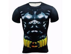 Pánské tričko 3D SUPERHERO - H4