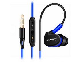 Sportovní sluchátka FONGE - Modré
