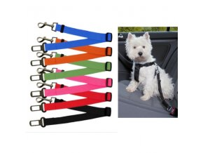 Bezpečnostní pás do auta pro psa