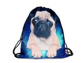 Unisex vak - Galaxy dog