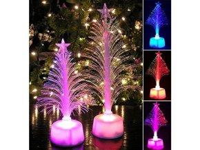 Svítící vánoční LED stromeček