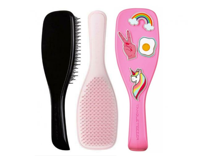 BEZvsi wet detangler tangle teezer kartace