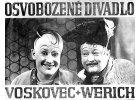 Werich, Voskovec, Ježek, Horníček, Osvobozené divadlo
