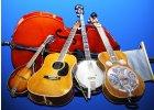 CD Bluegrass zahraniční