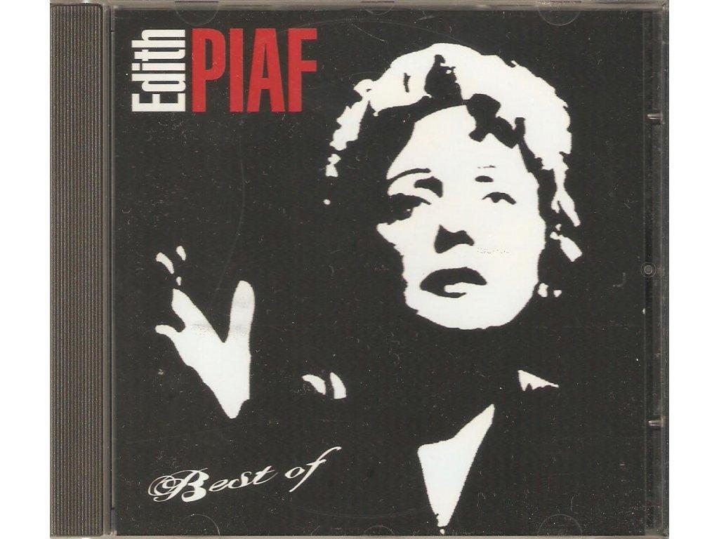 CD Edith PIAF - Best of