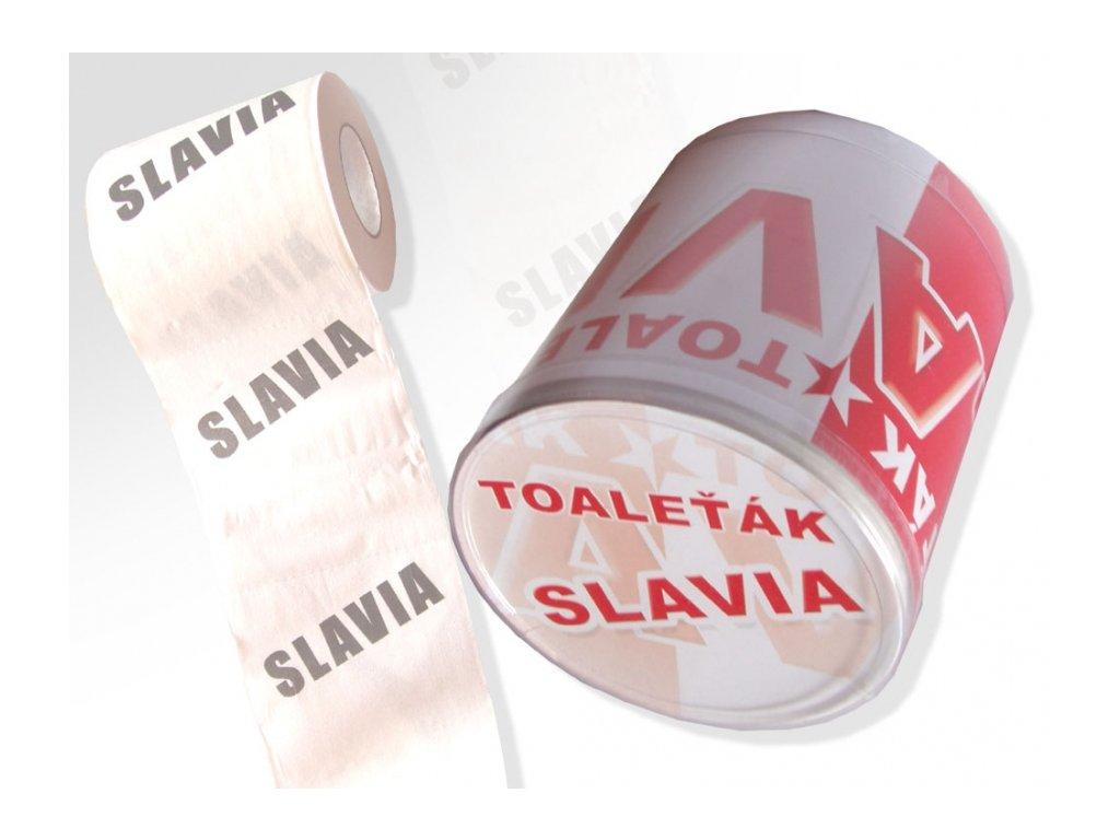 Toaletní papír-SLAVIA
