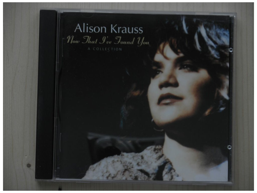 Alison Kraus-NOW THAT I´VE FOUND YOU:A COLLECTION