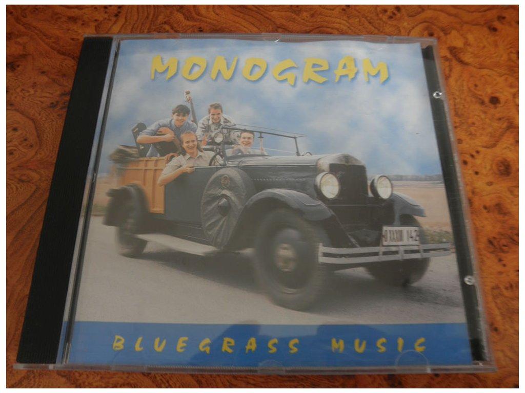 Monogram-Bluegrass Music