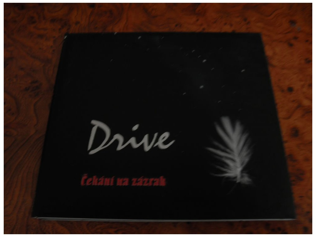 DRIVE-Čekání na zázrak