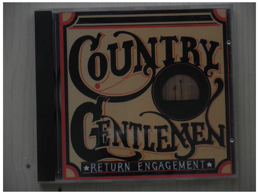 COUNTRY GENTLEMEN-RETURN ENGAGEMENT